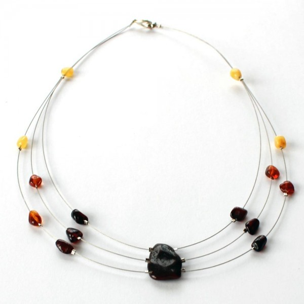 Amber-necklace