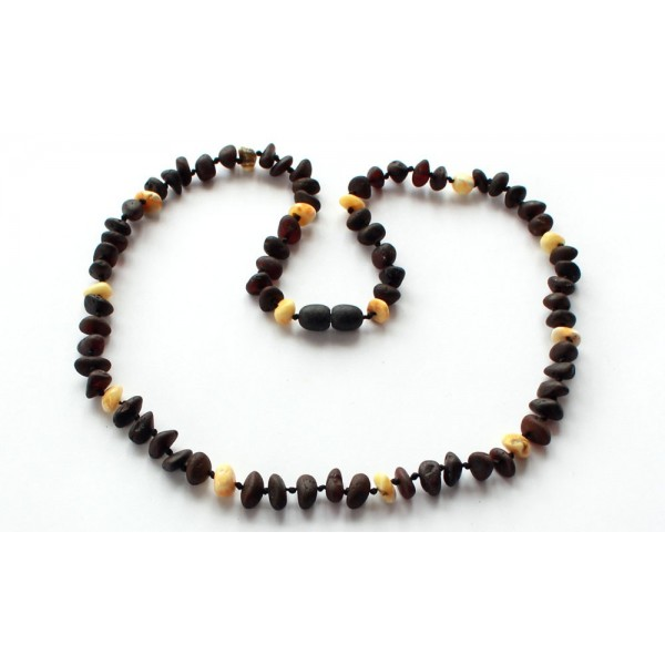Raw-Amber-necklace