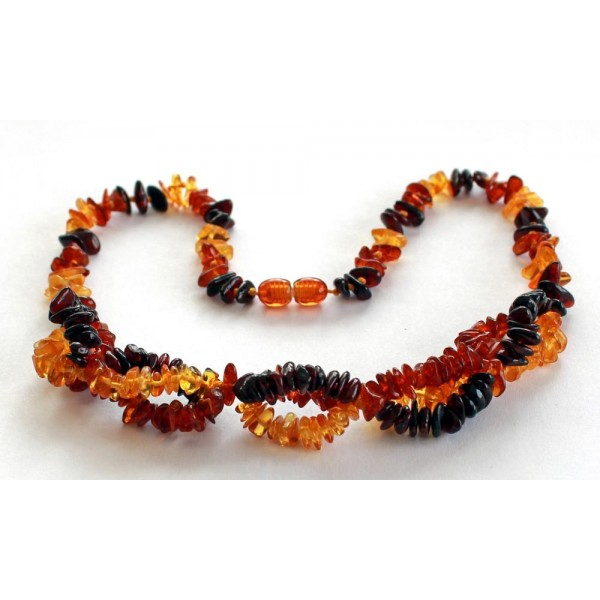 Amber-necklaces